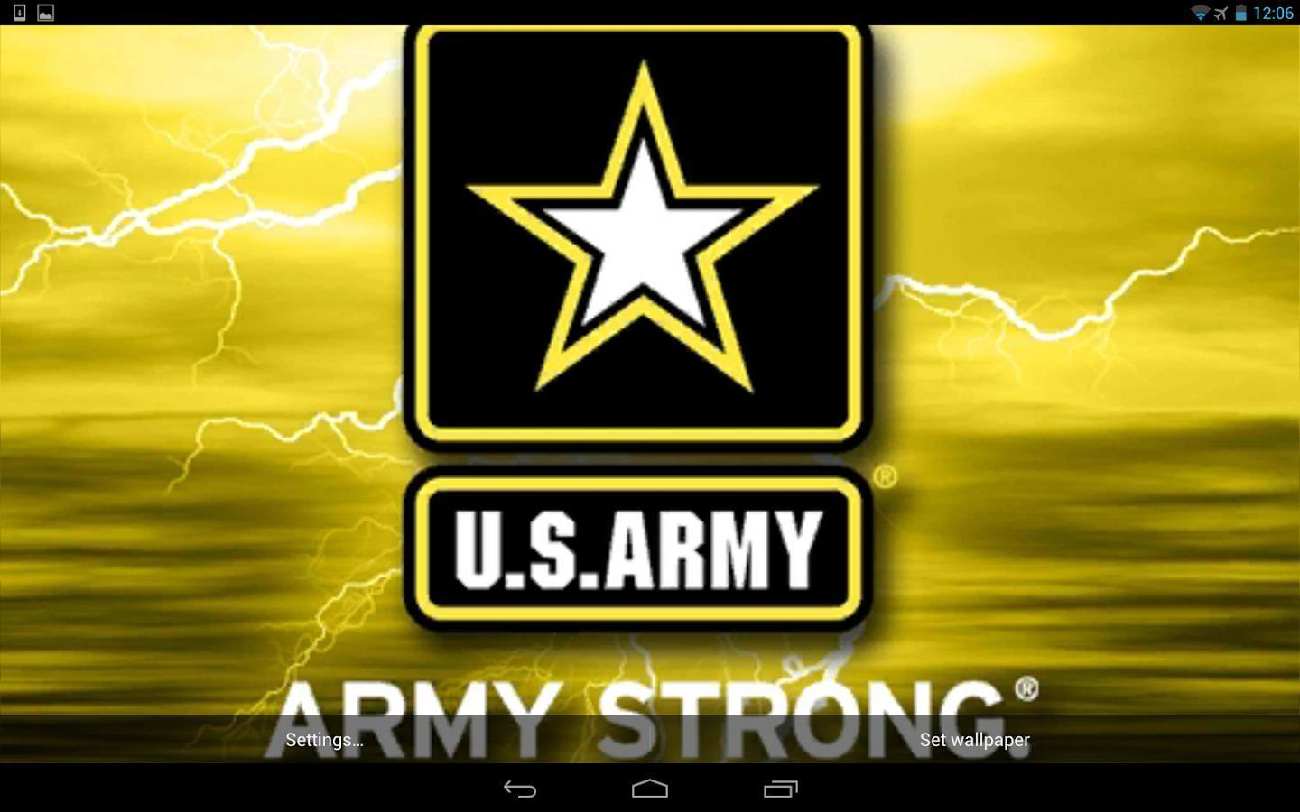 1440x900 - US Army Screensavers and Wallpaper 16