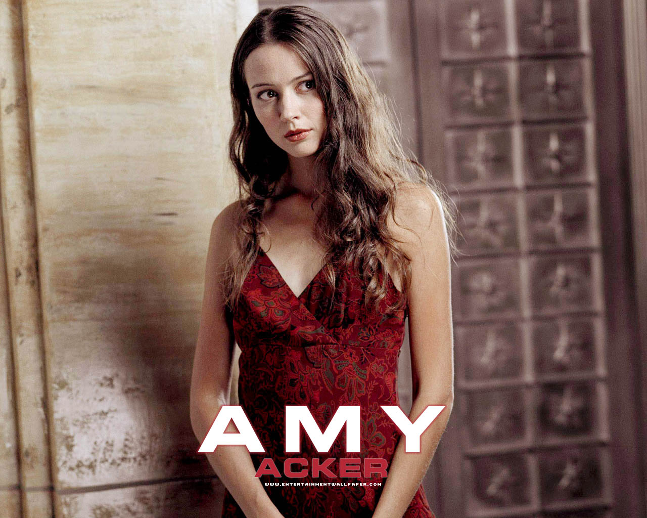 1280x1024 - Amy Acker Wallpapers 8