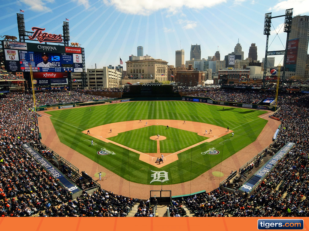 1024x768 - Detroit Tigers Wallpapers 8
