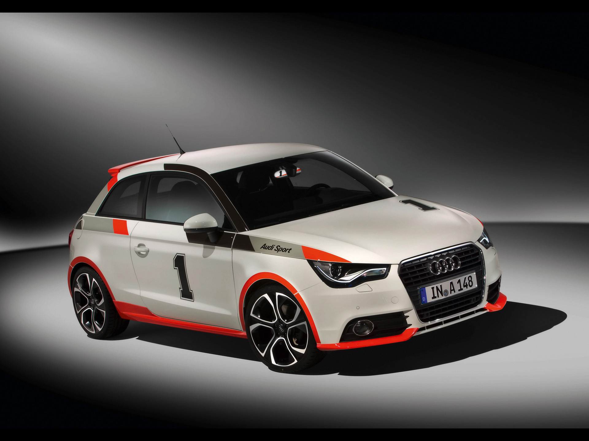 1920x1440 - Audi A1 Wallpapers 35