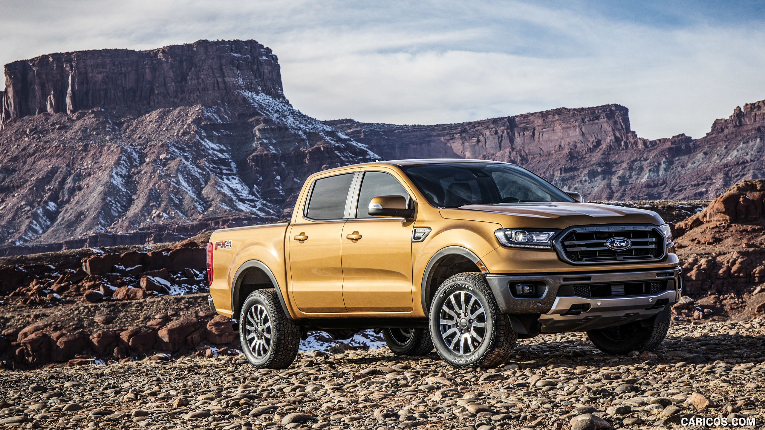 2560x1440 - Ford Ranger Wallpapers 14