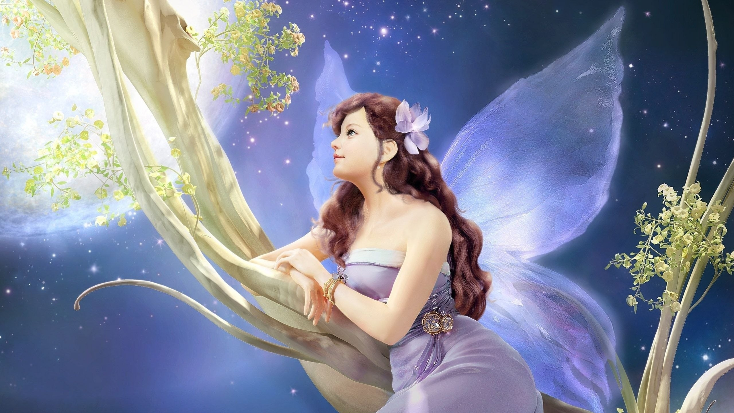 2560x1440 - Fairy Wallpapers 13