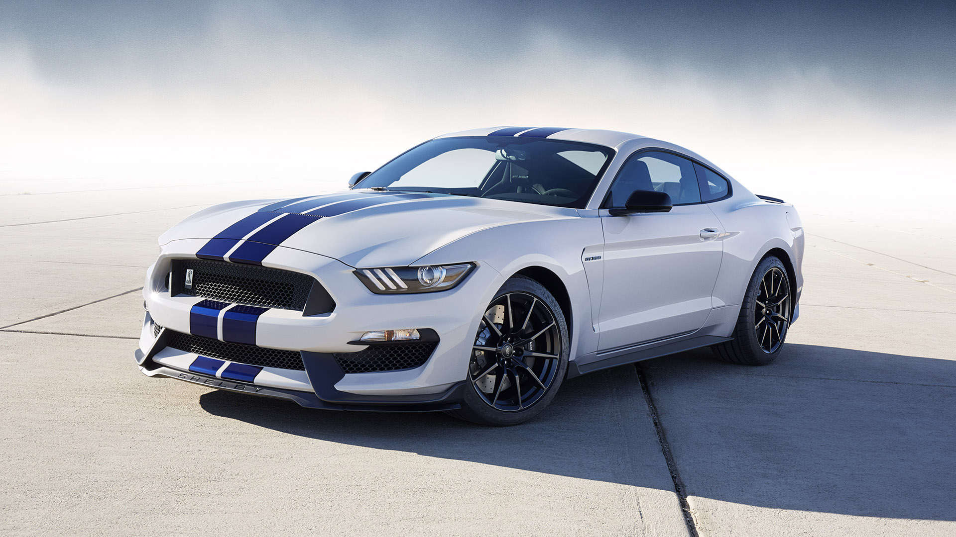 1920x1080 - Shelby Mustang GT 350 Wallpapers 16