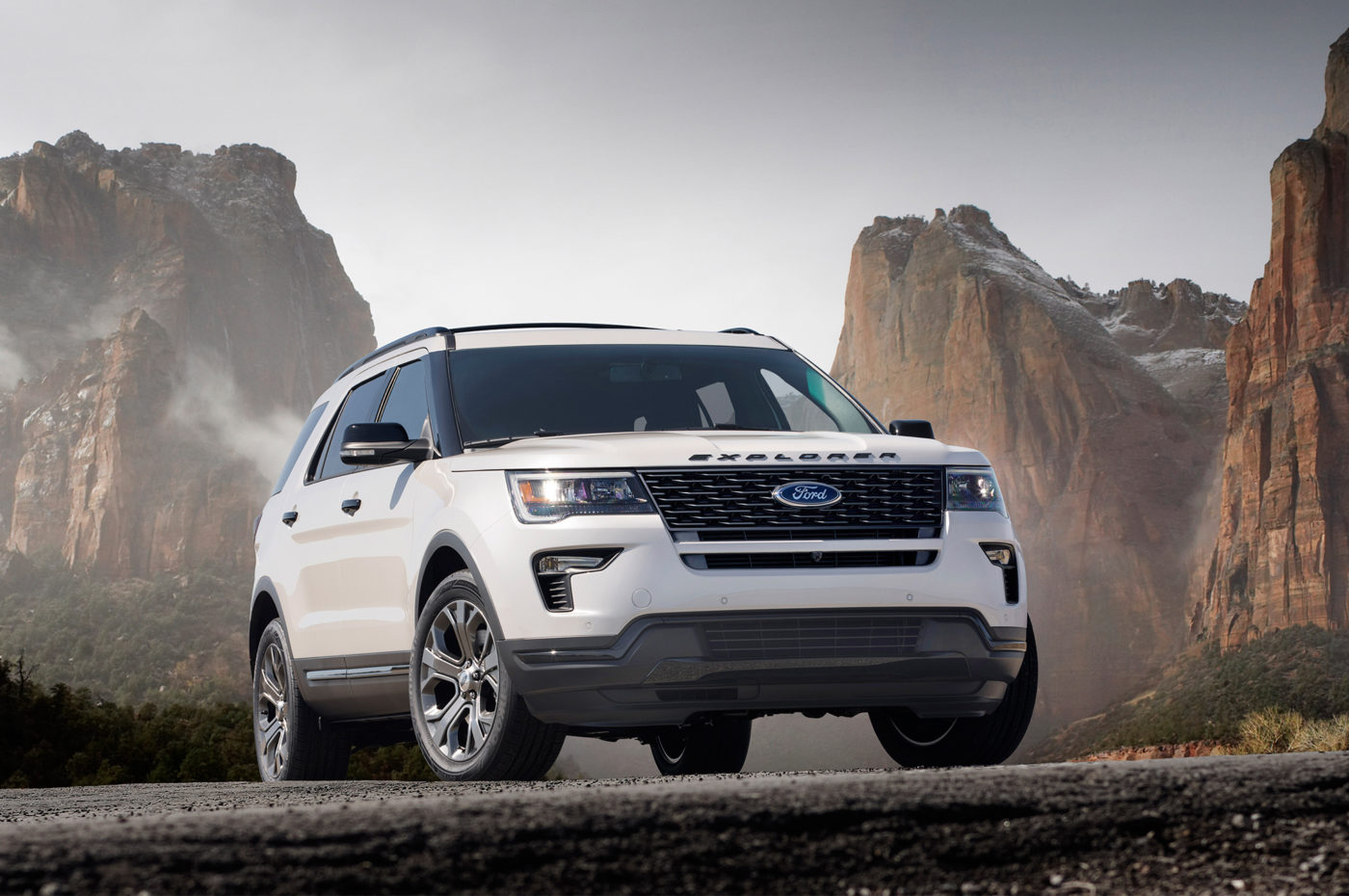 1400x930 - Ford Explorer Wallpapers 9
