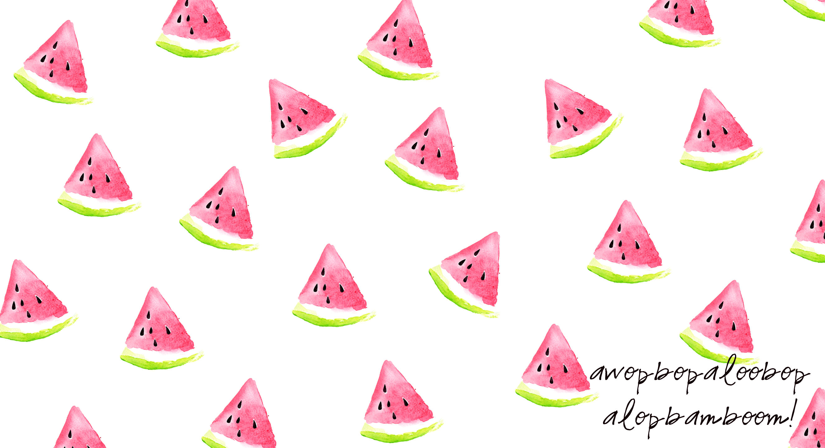 2650x1440 - Watermelon Wallpapers 9