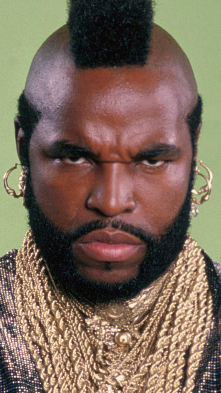 750x1334 - Mr. T Wallpapers 11