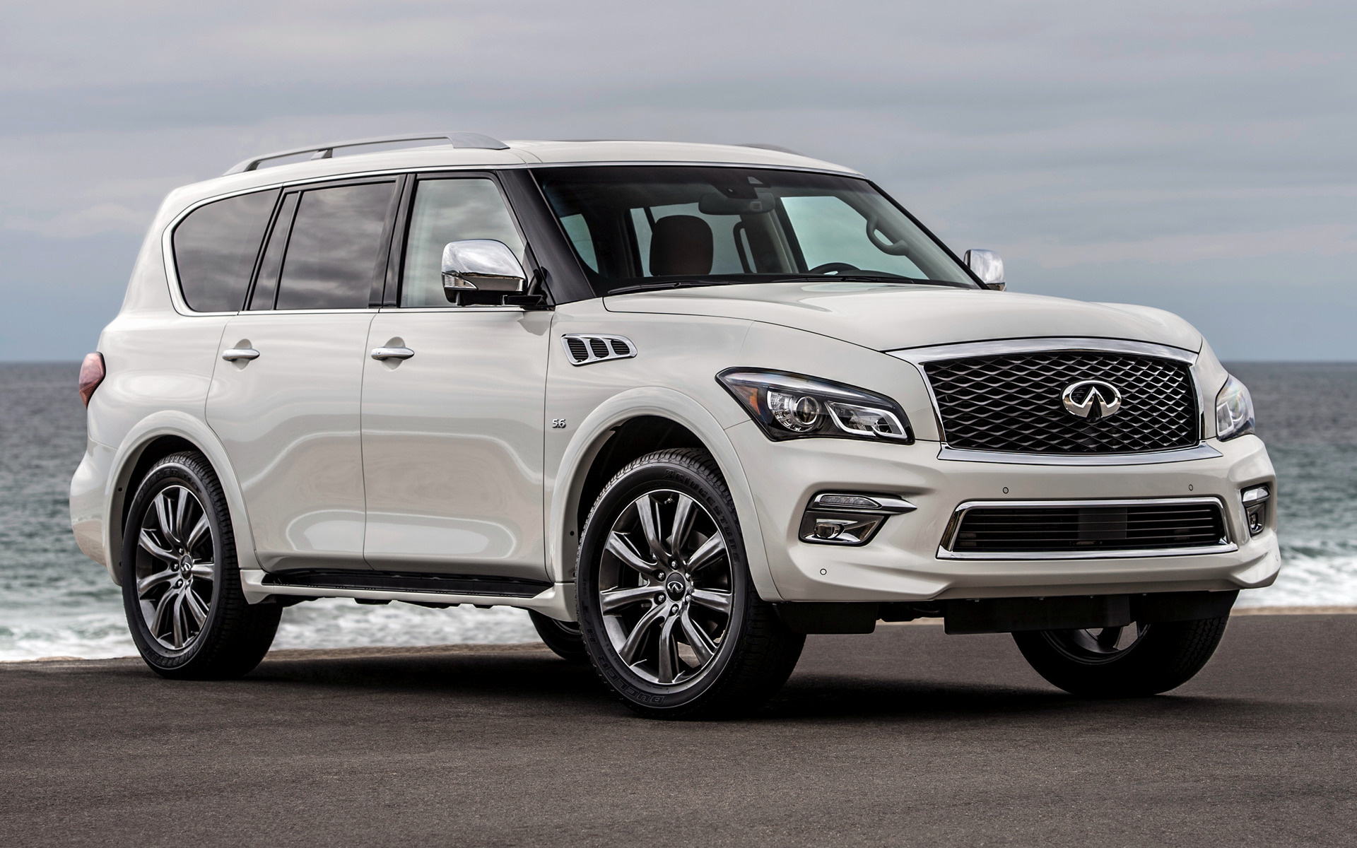 1920x1200 - Infiniti QX80 Wallpapers 11