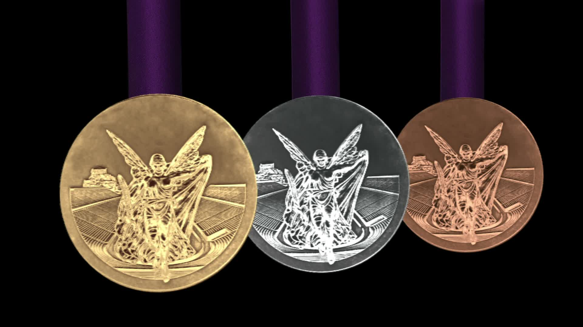 1920x1080 - Olympic Gold Metal Wallpapers 22