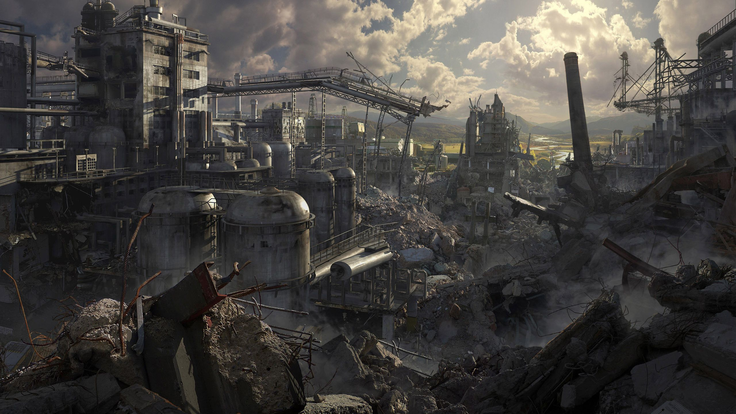 2560x1440 - Post Apocalyptic Wallpapers 25