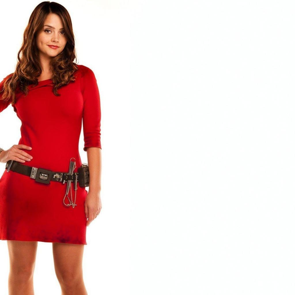 1024x1024 - Jenna-Louise Coleman Wallpapers 22