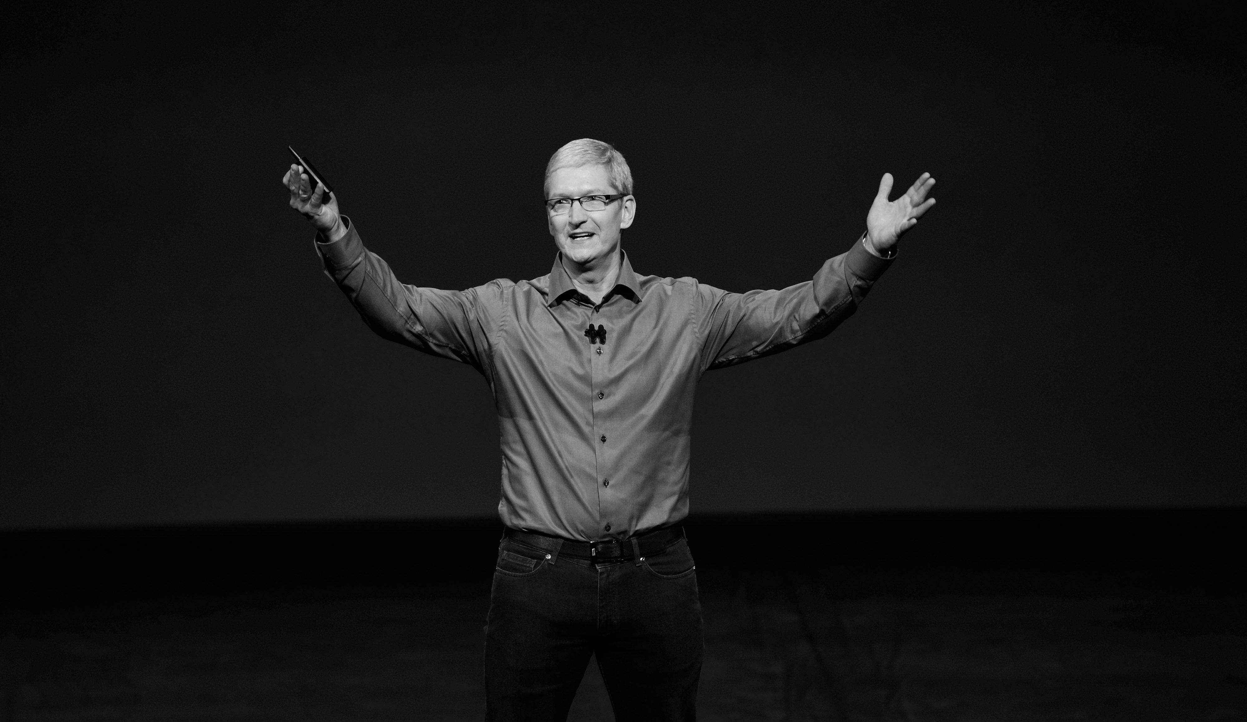 4000x2317 - Tim Cook Wallpapers 24