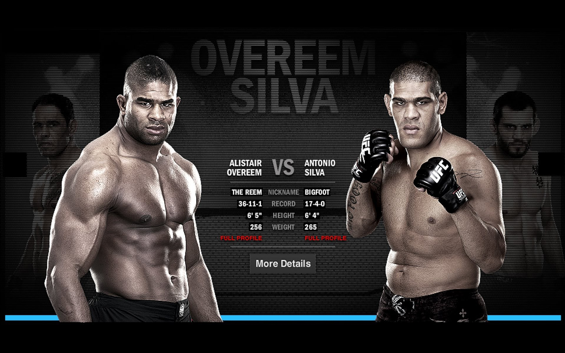 1920x1200 - Alistair Overeem Wallpapers 3