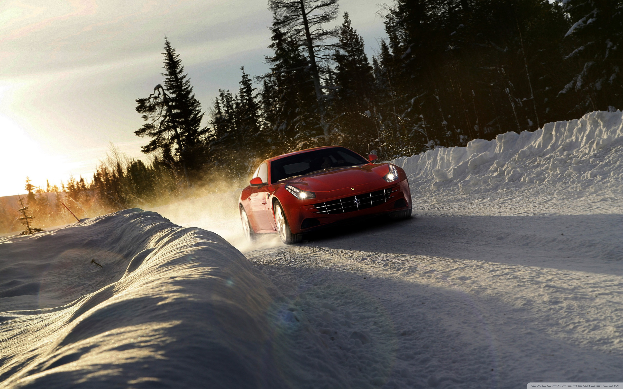 2560x1600 - Ferrari FF Wallpapers 3