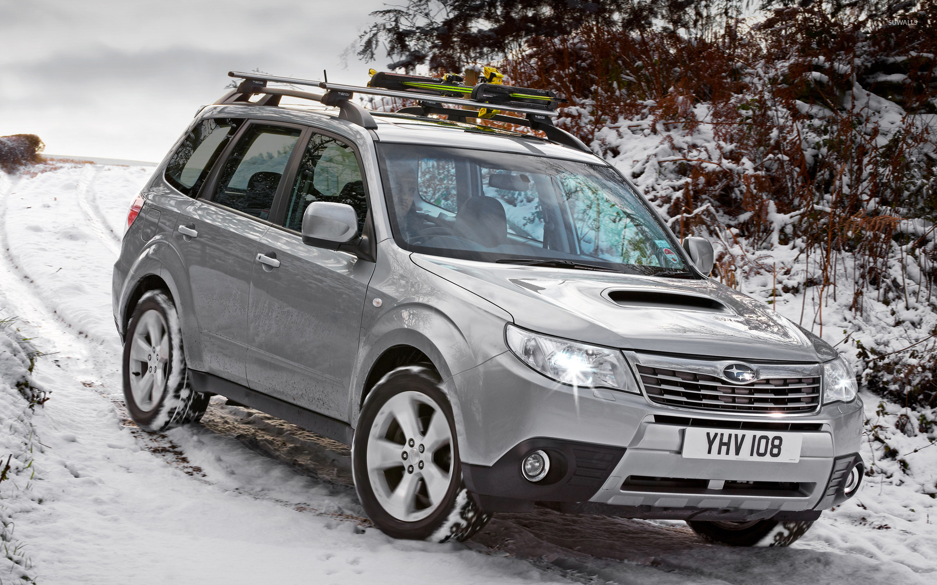 1920x1200 - Subaru Forester Wallpapers 31
