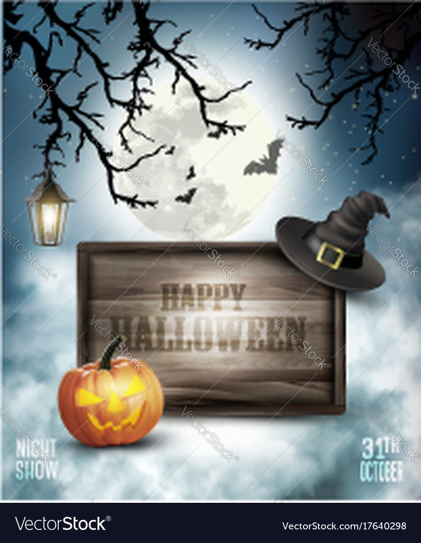838x1080 - Scary Halloween Background 53