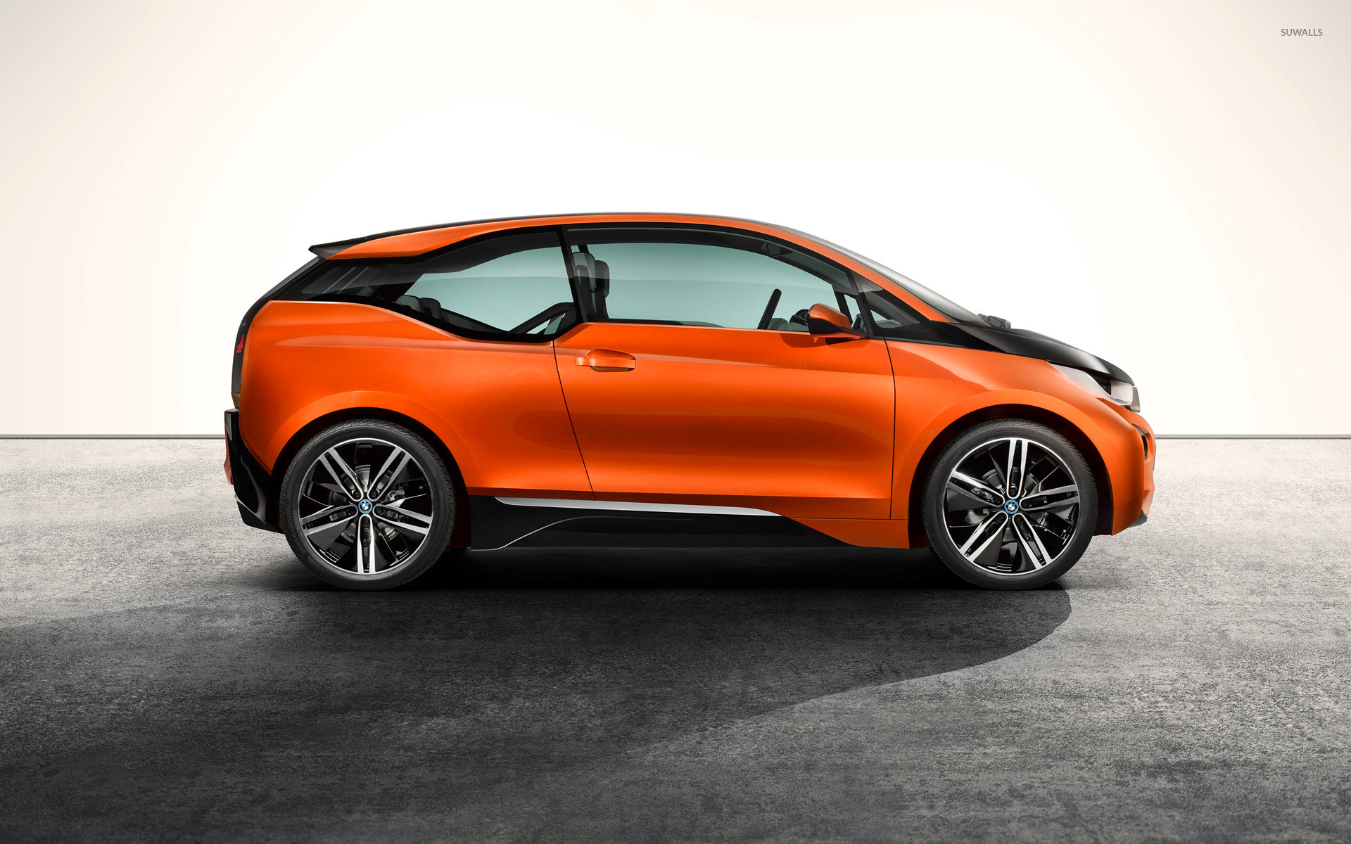 1920x1200 - BMW i3 Concept Wallpapers 2