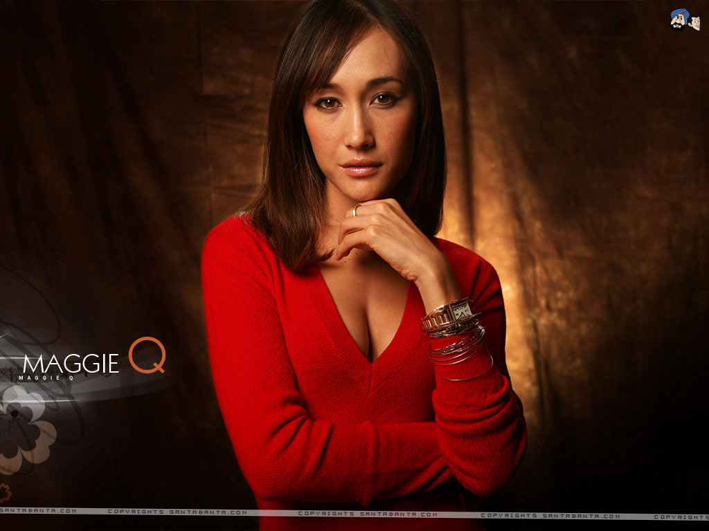 1024x768 - Maggie Q Wallpapers 18