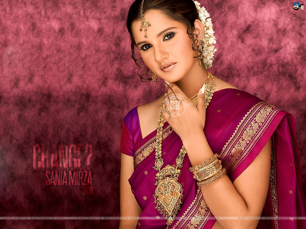 1024x768 - Sania Mirza Wallpapers 8