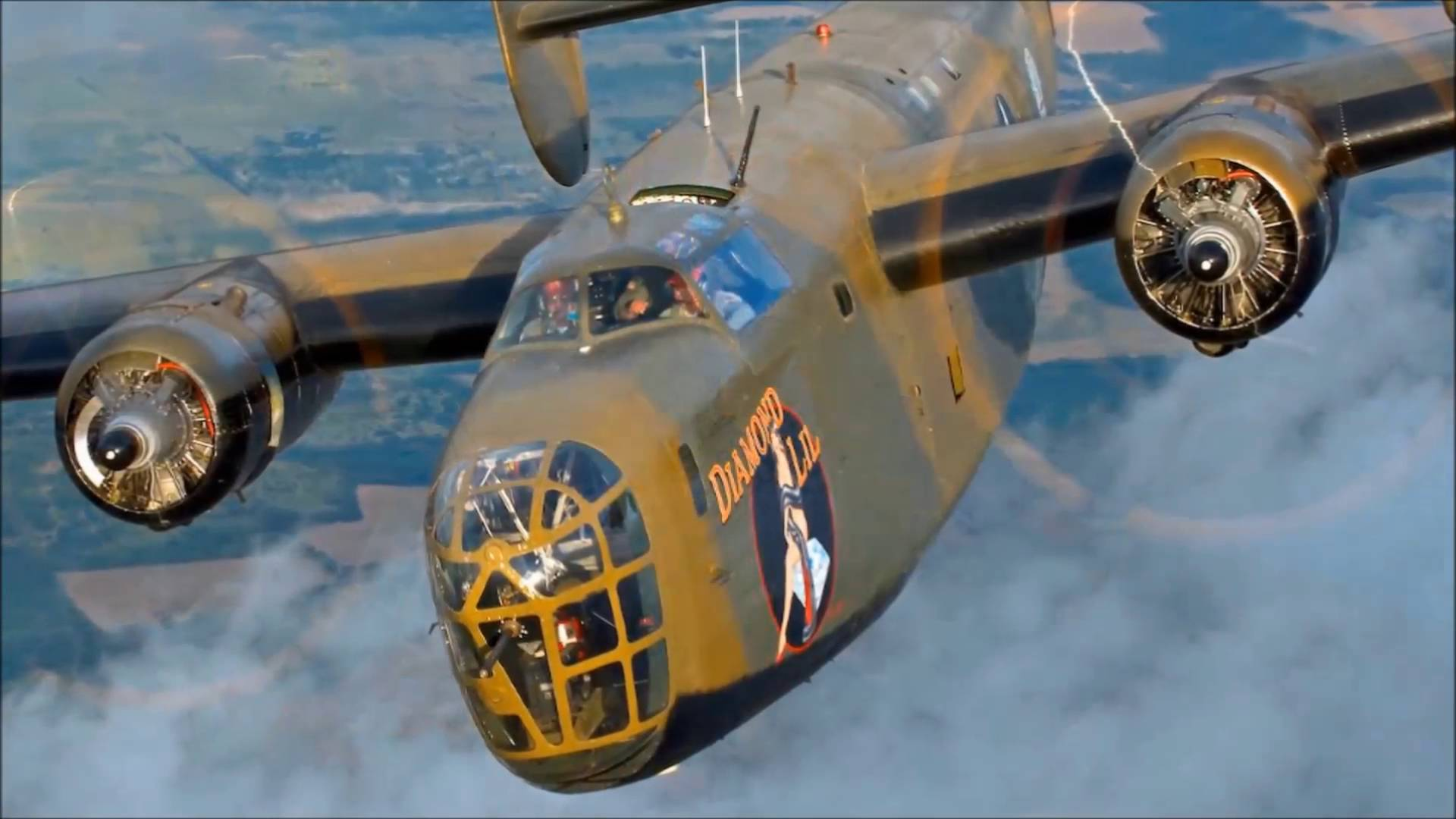 1920x1080 - Consolidated B-24 Liberator Wallpapers 15