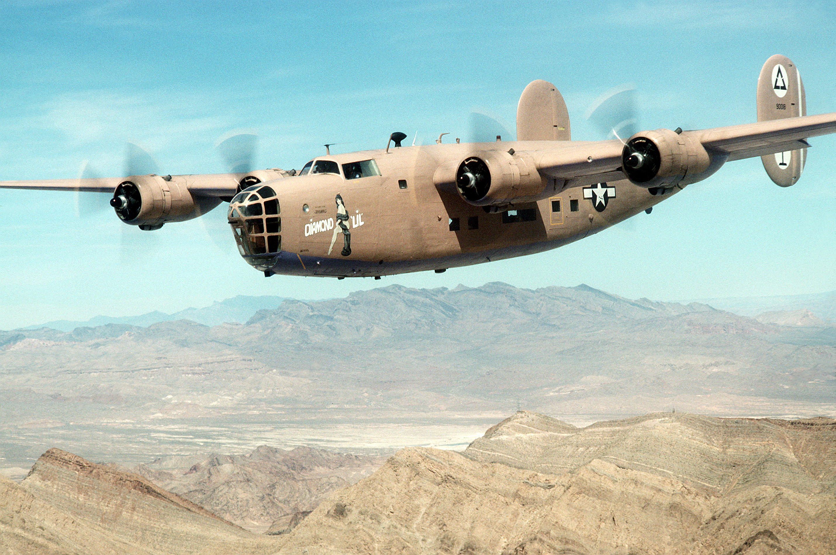 2860x1900 - Consolidated B-24 Liberator Wallpapers 28