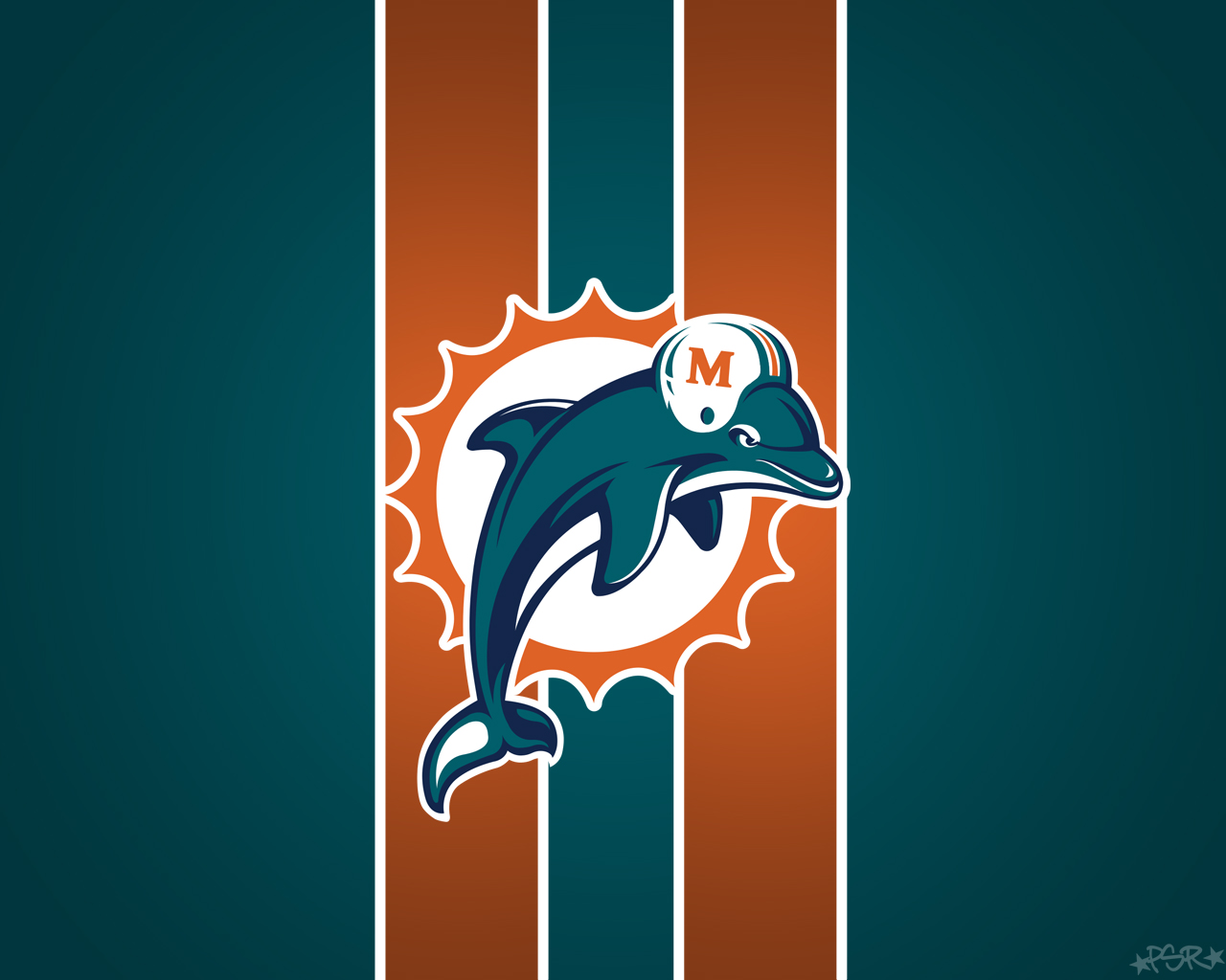 1280x1024 - Miami Dolphins Wallpapers 3