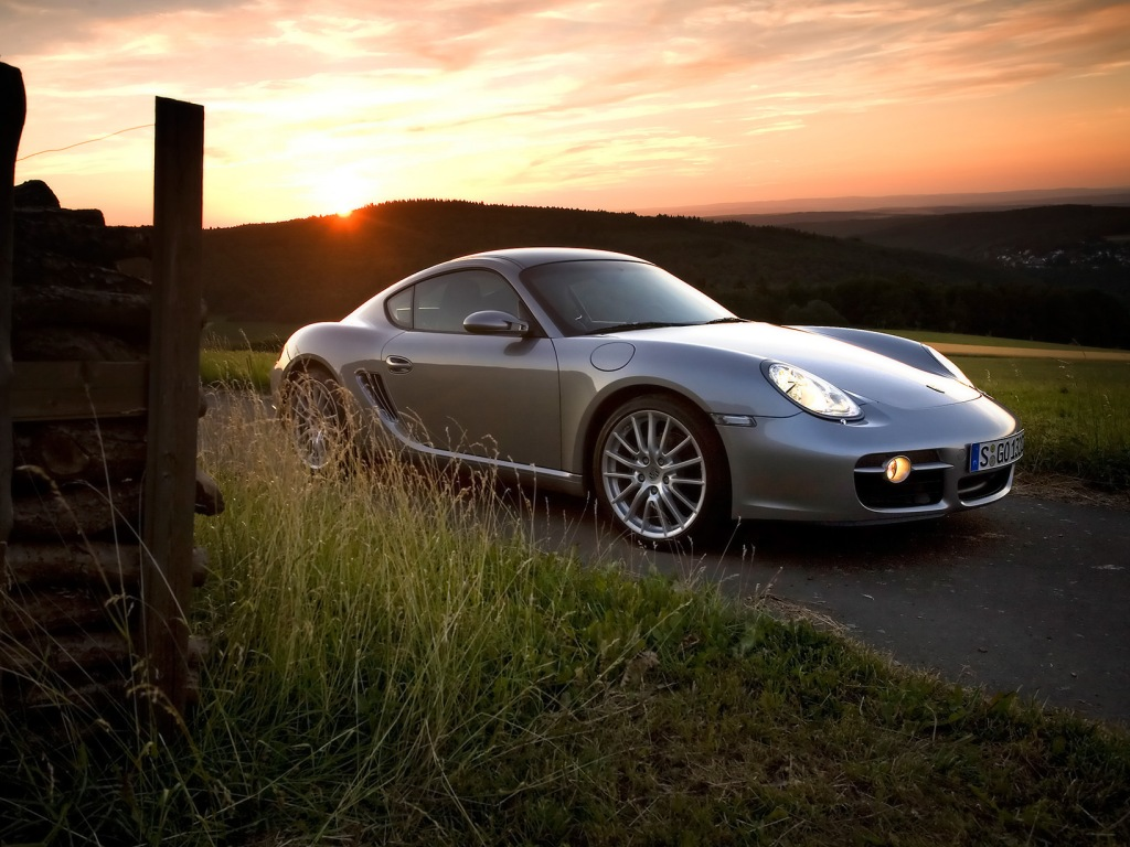 1024x768 - Porsche Cayman Wallpapers 24