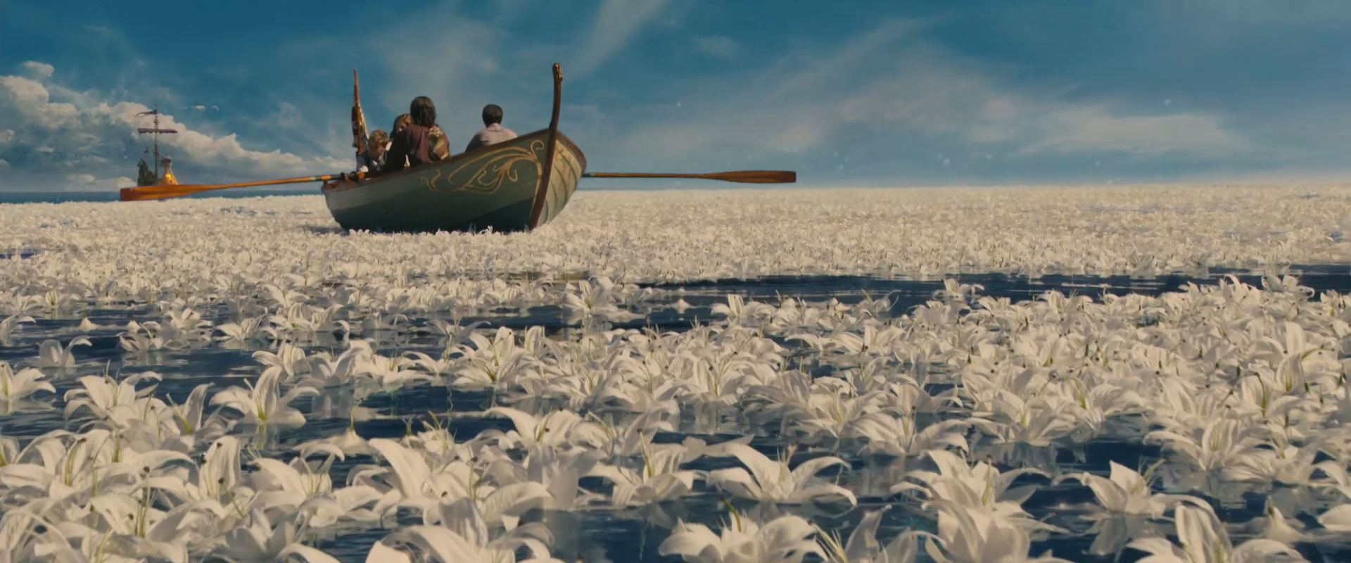 1920x800 - The Chronicles of Narnia: The Voyage of the Dawn Treader Wallpapers 25
