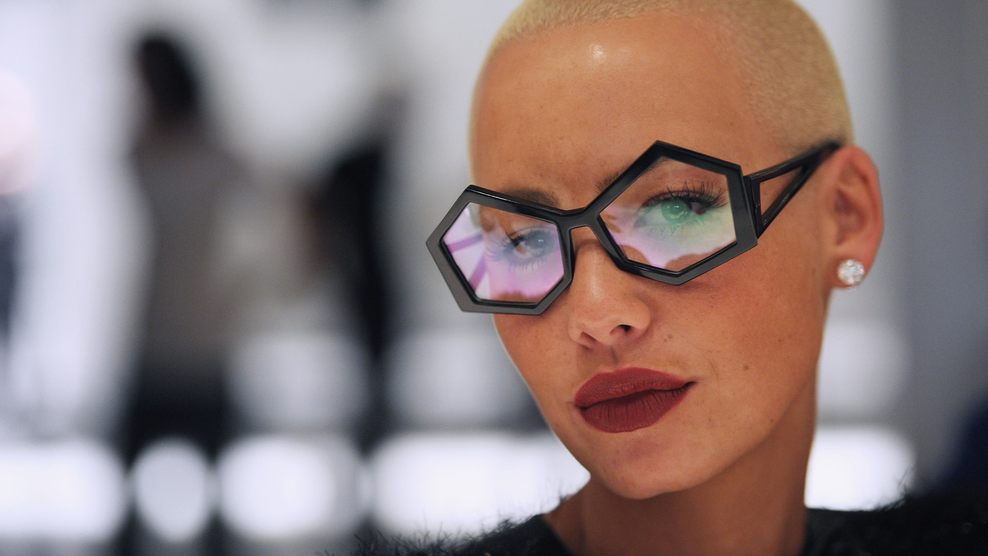1920x1080 - Amber Rose Wallpapers 9