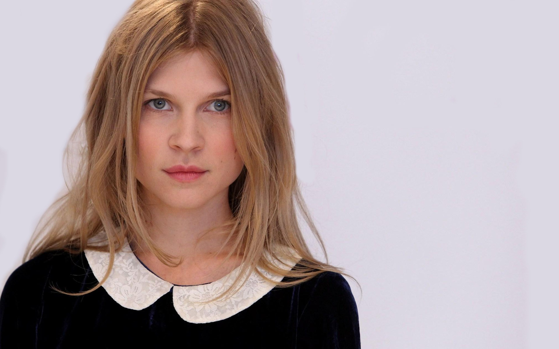 1920x1200 - Clemence Poesy Wallpapers 11