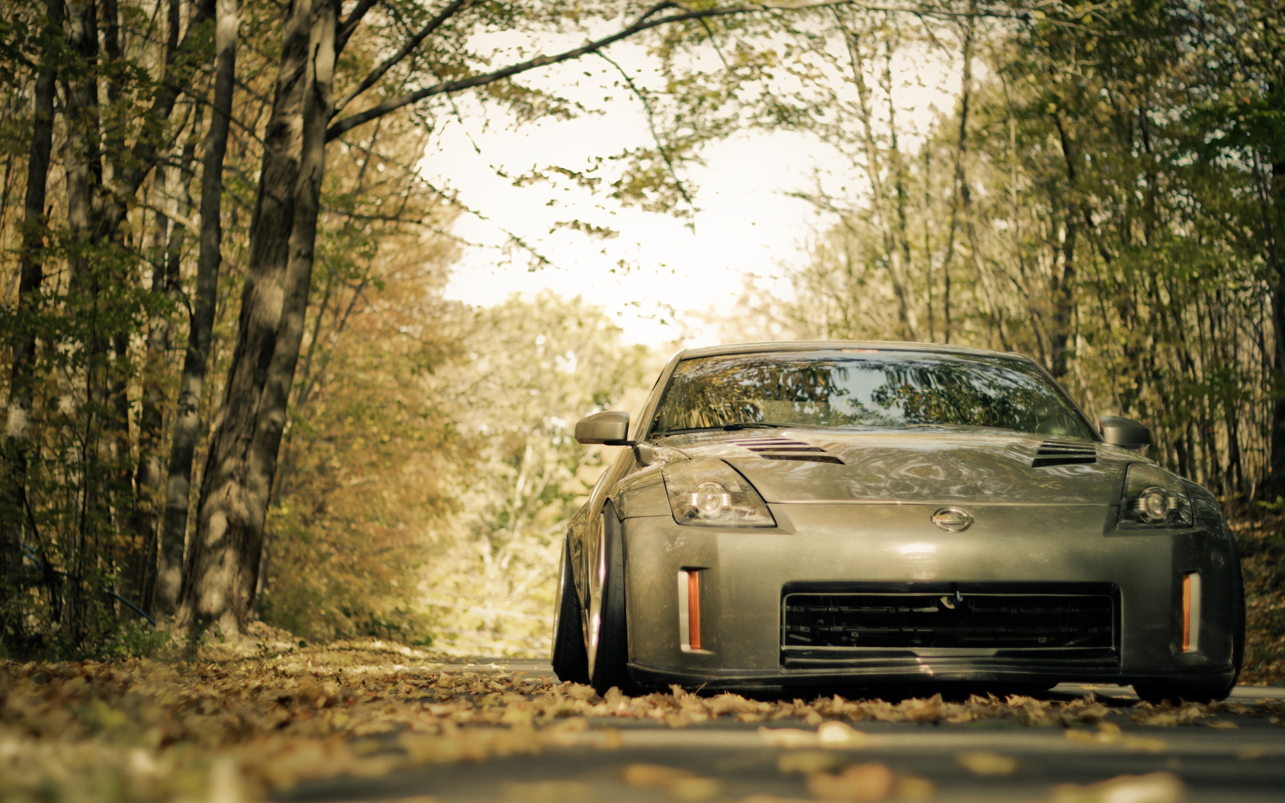 2560x1600 - Nissan 350Z Wallpapers 16
