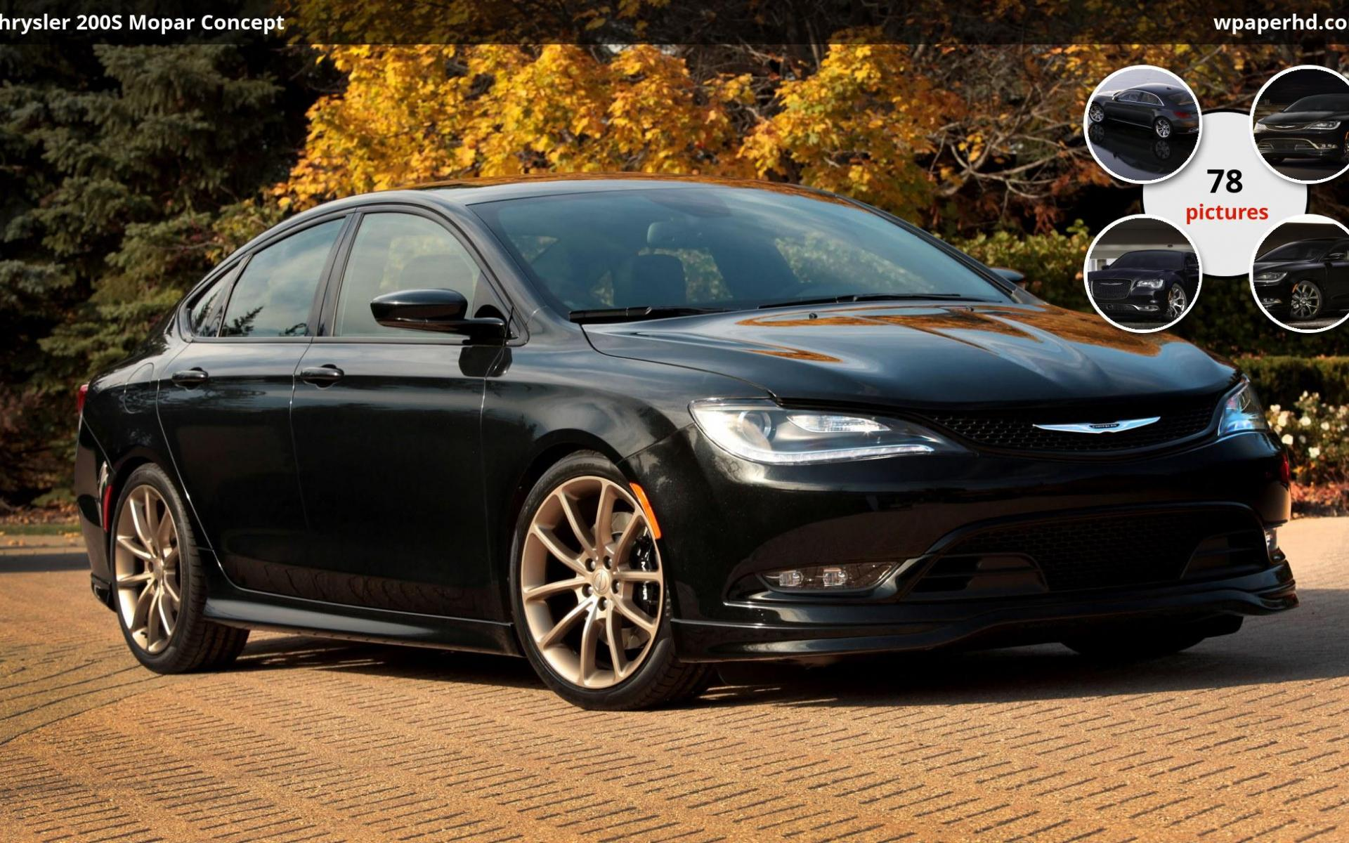 1920x1200 - Chrysler 200 Wallpapers 34