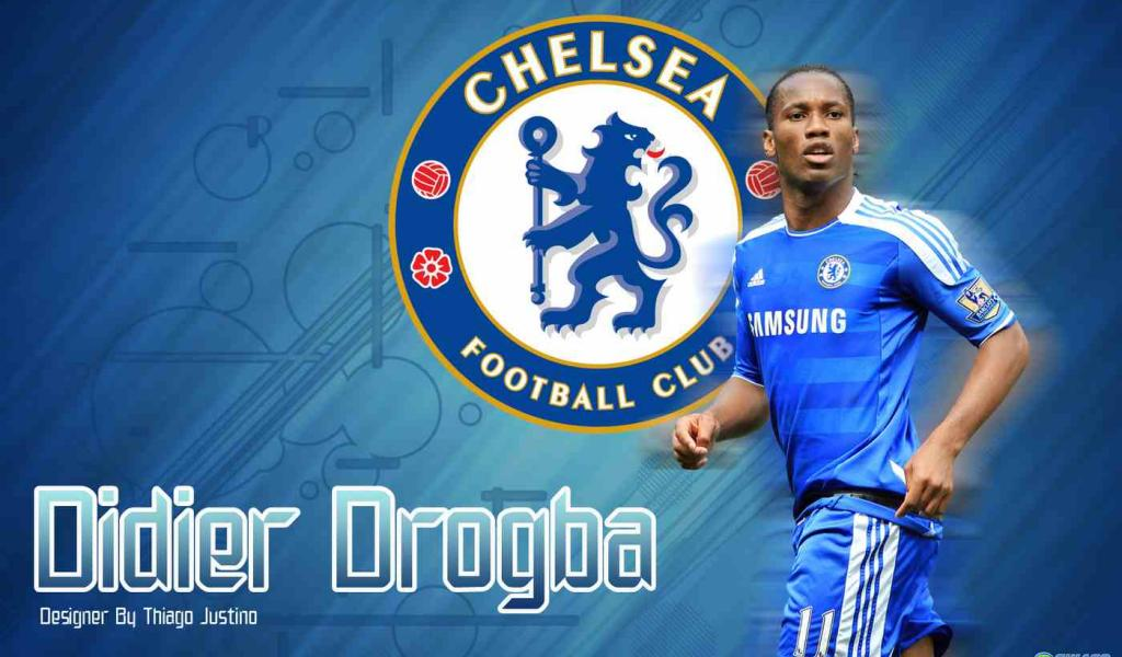1024x600 - Didier Drogba Wallpapers 30