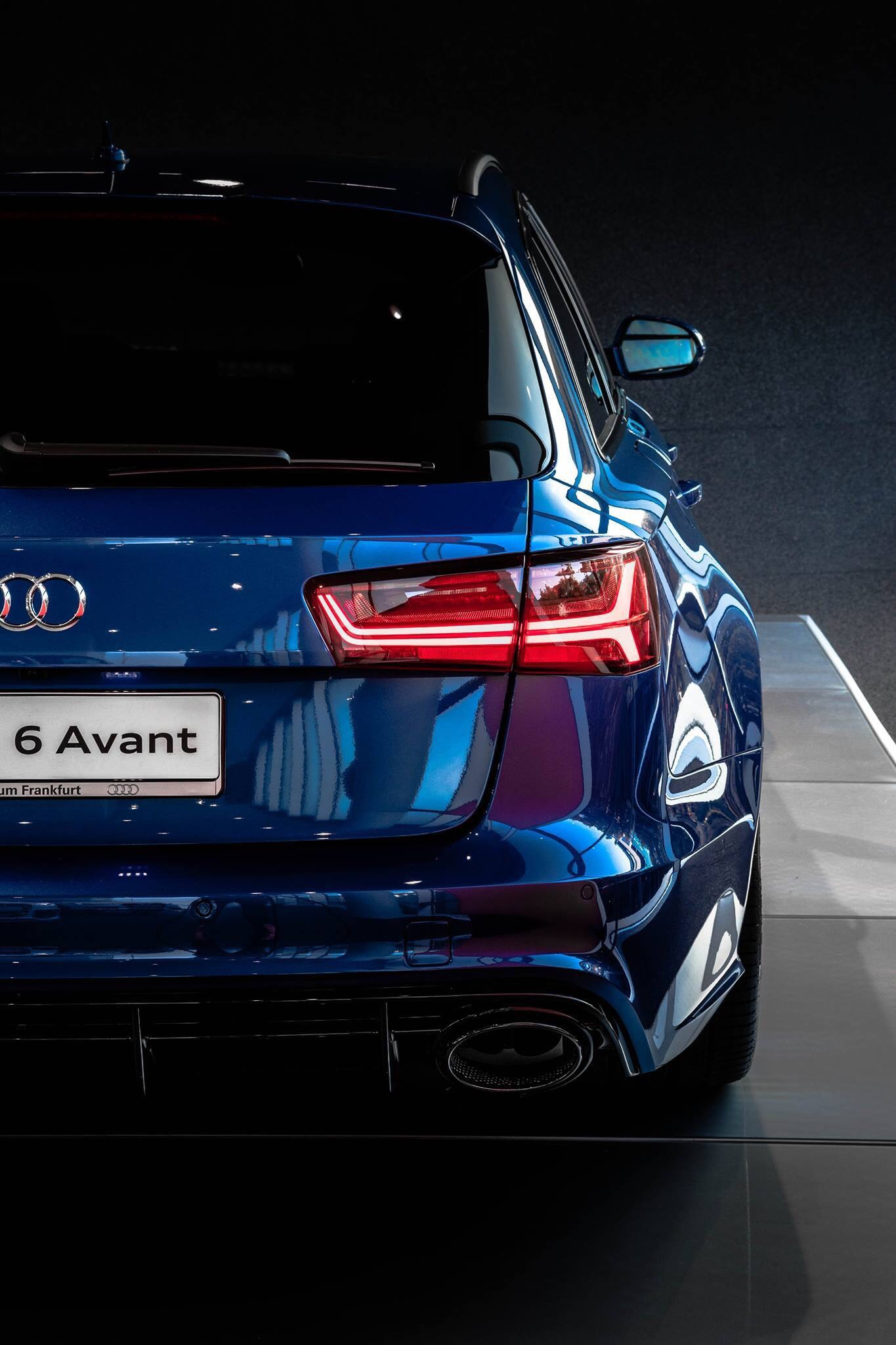 1365x2048 - Audi RS6 Wallpapers 2