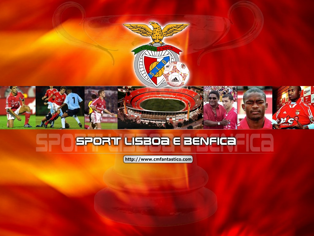 1024x768 - S.L. Benfica Wallpapers 20