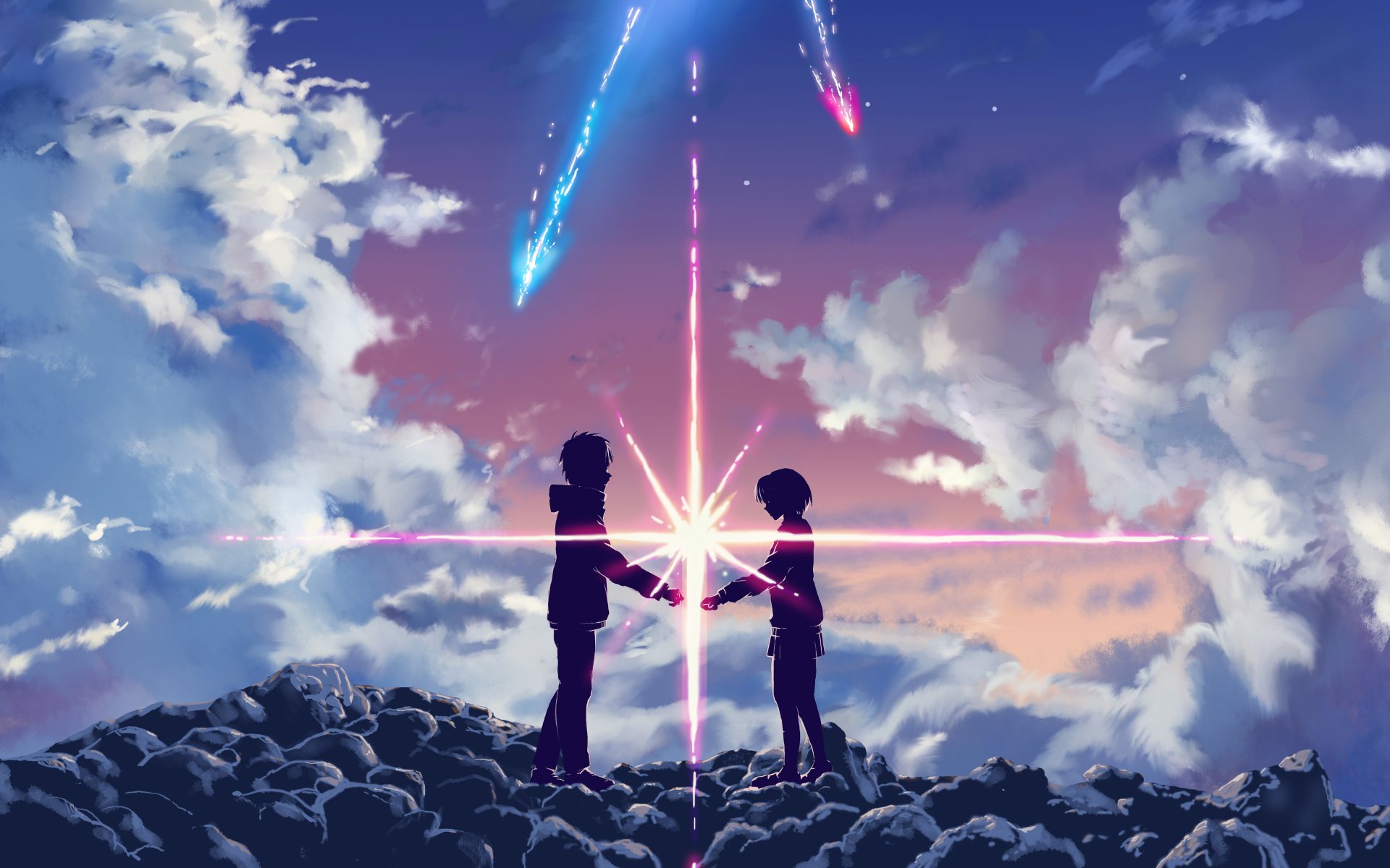 Your Name Wallpapers 33 Images Dodowallpaper