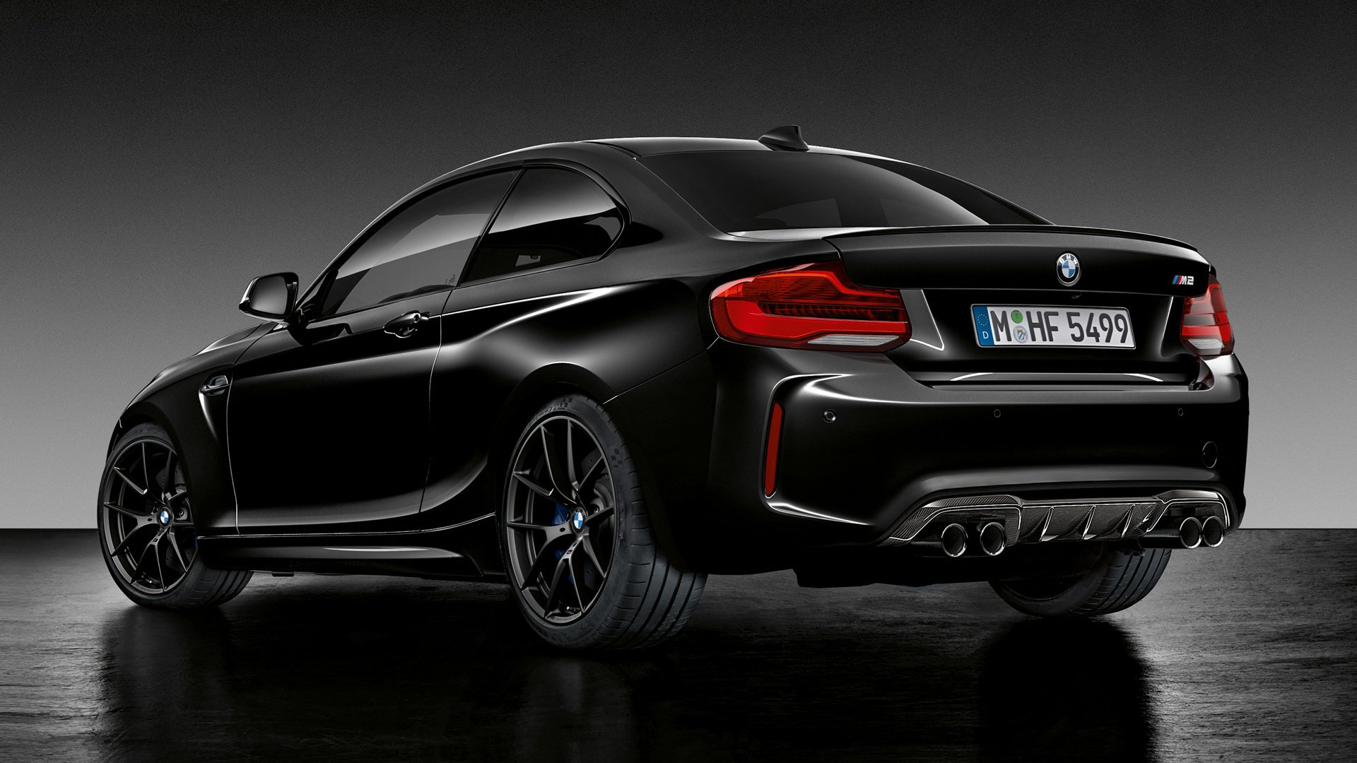 1920x1080 - BMW M2 Coupe Wallpapers 15