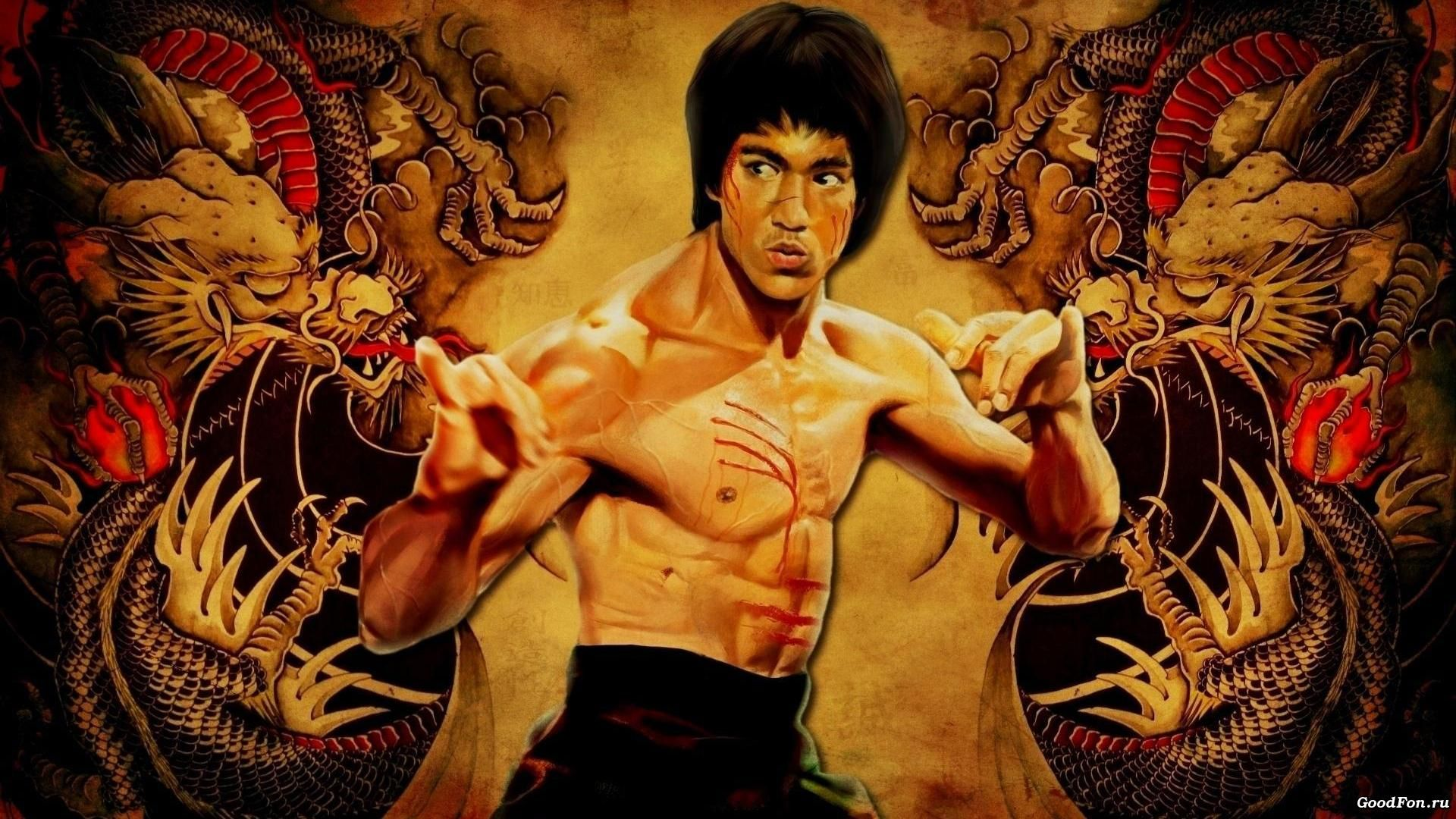 1920x1080 - Bruce Lee Wallpapers 21