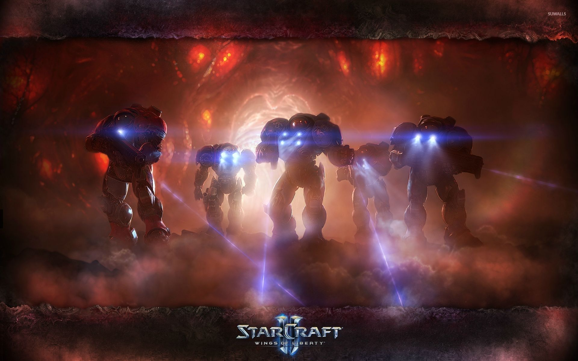 1920x1200 - Starcraft II: Wings Of Liberty HD Wallpapers 31