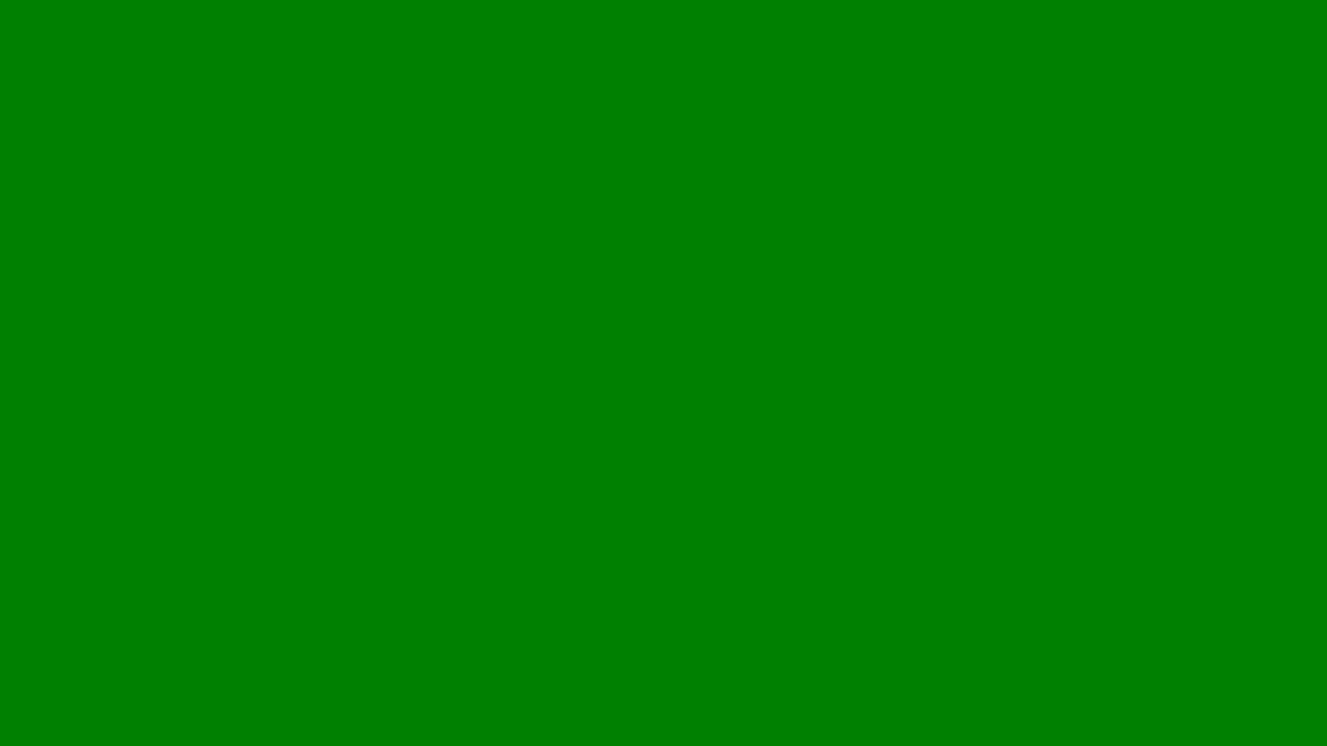 1920x1080 - Solid Green 6