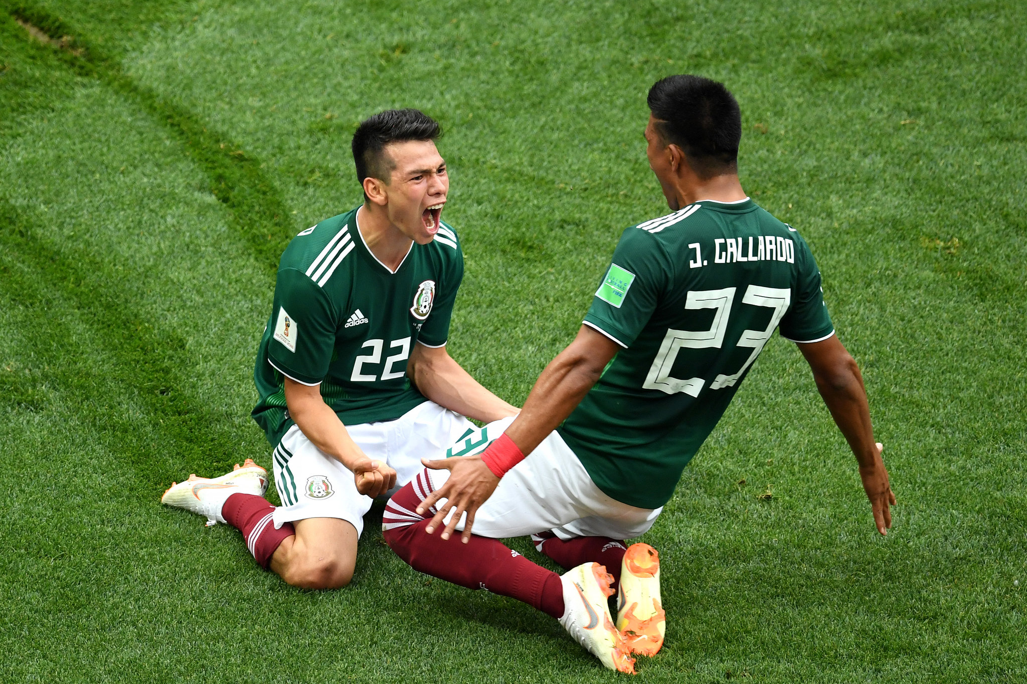 2048x1365 - Mexican Soccer Team 2018 12