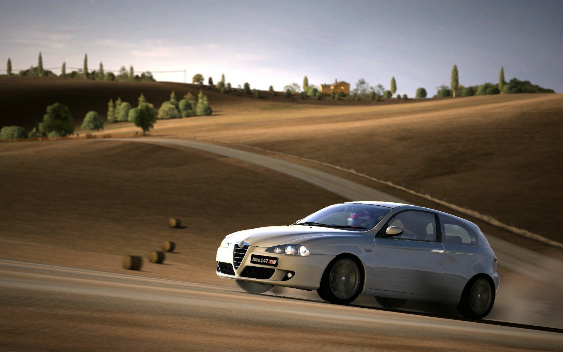 1920x1200 - Alfa Romeo 147 Wallpapers 5