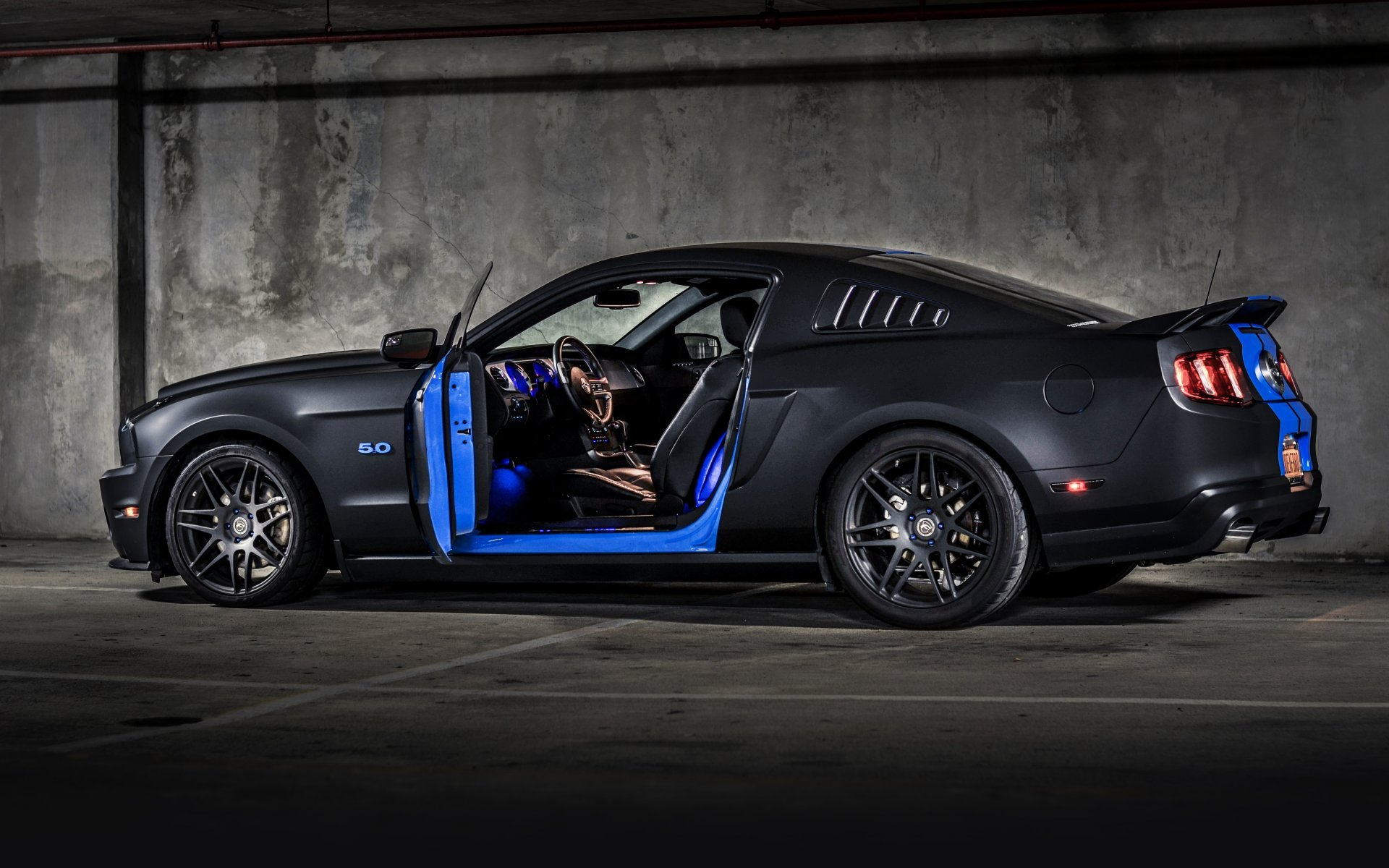 1920x1200 - Ford Mustang GT Wallpapers 5