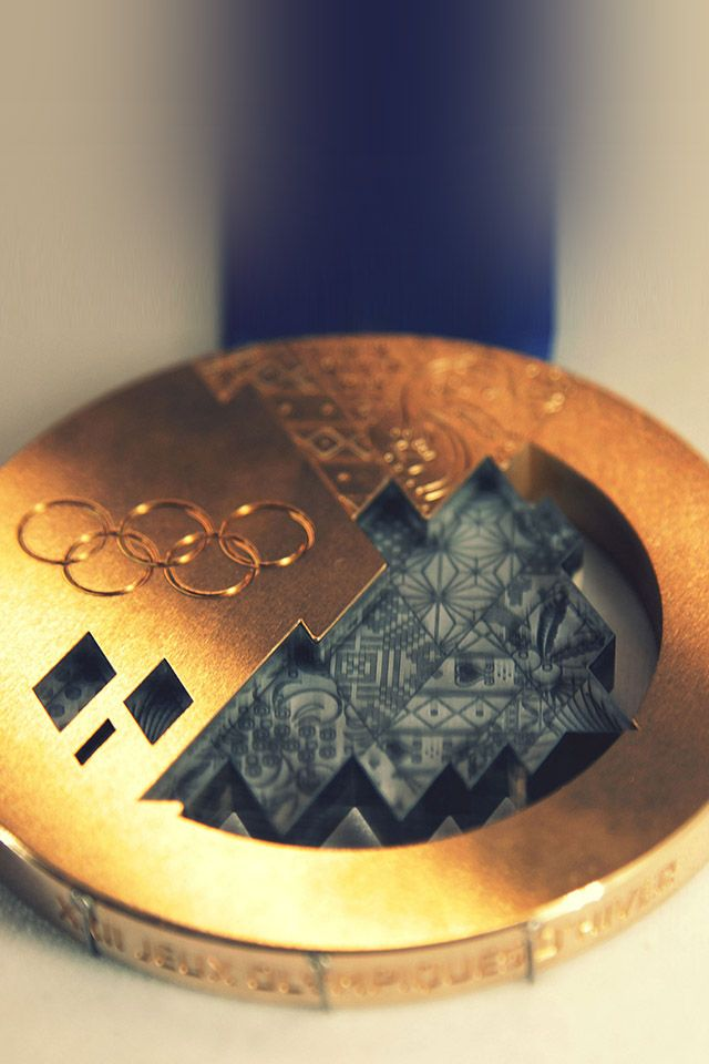 640x960 - Olympic Gold Metal Wallpapers 7