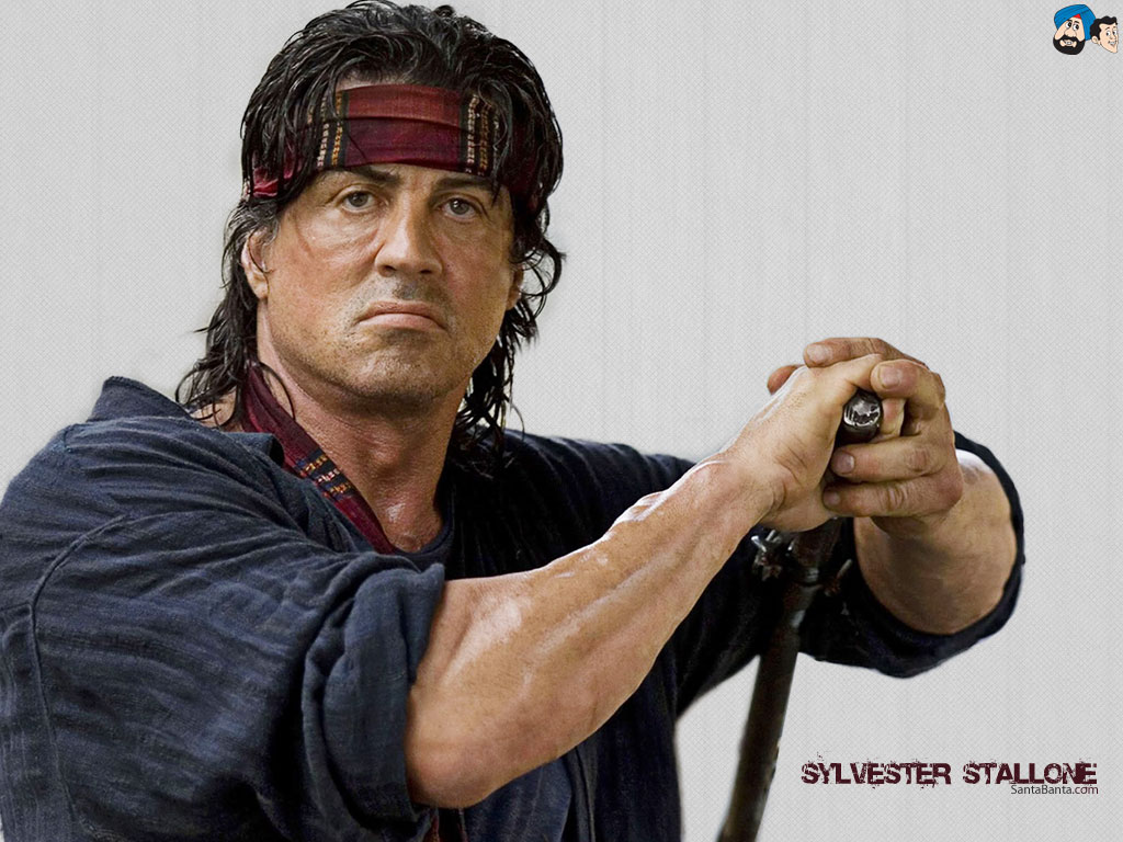 1024x768 - Sylvester Stallone Wallpapers 11