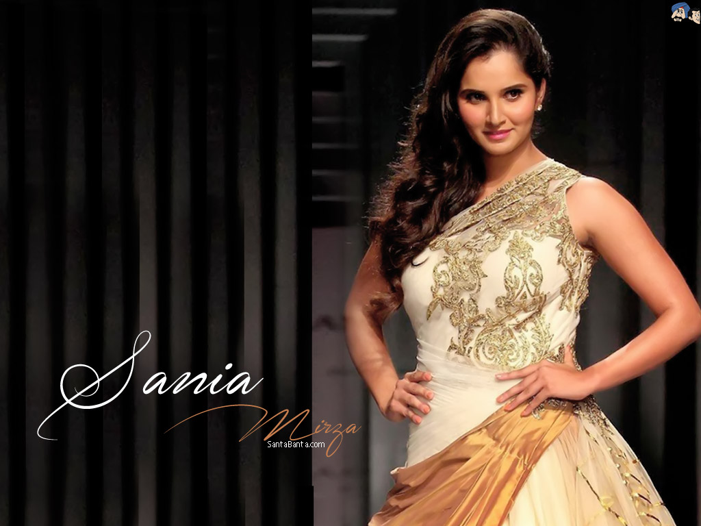 1024x768 - Sania Mirza Wallpapers 6