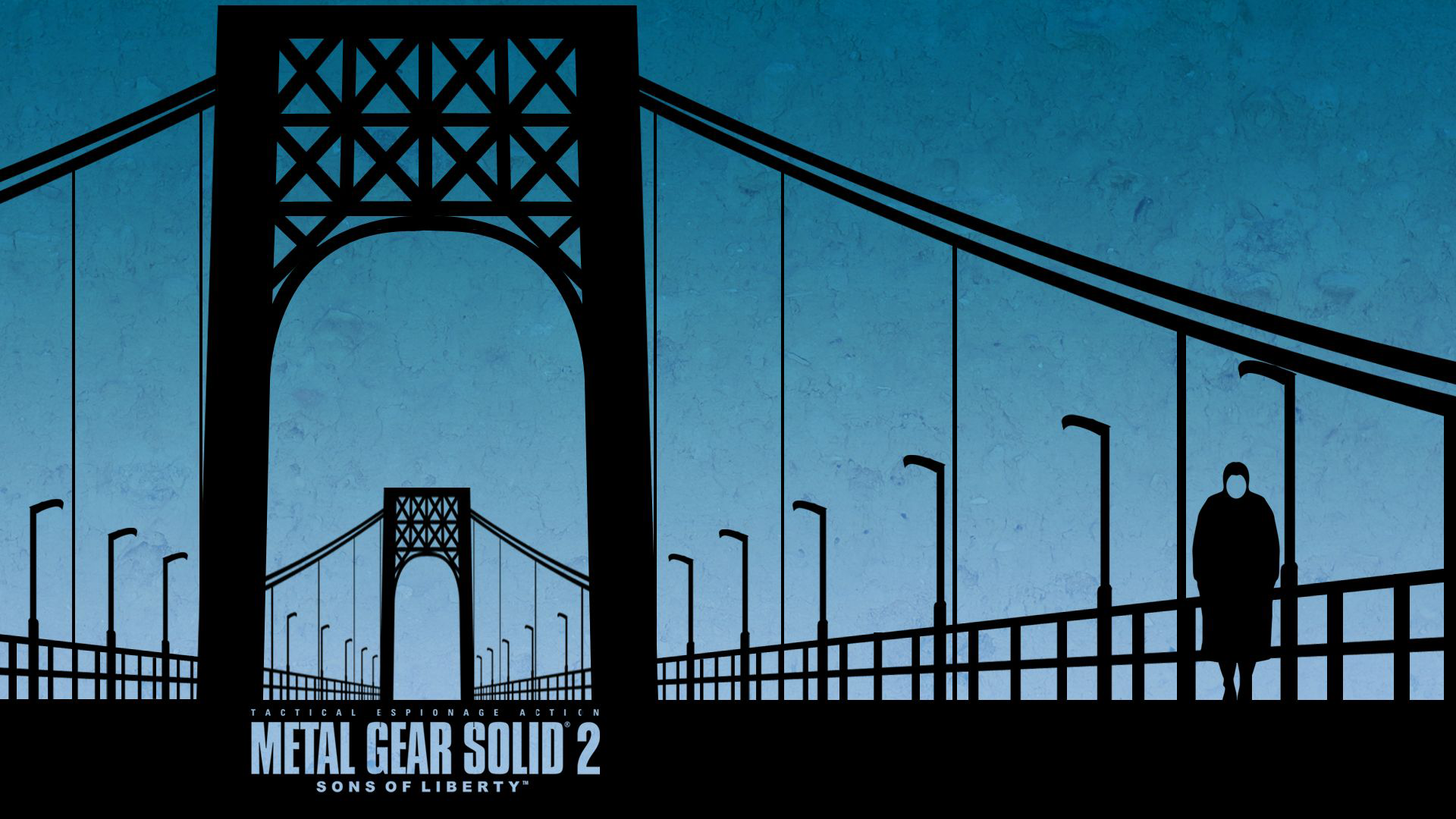 Metal Gear Solid 2: Sons of Liberty HD Wallpapers