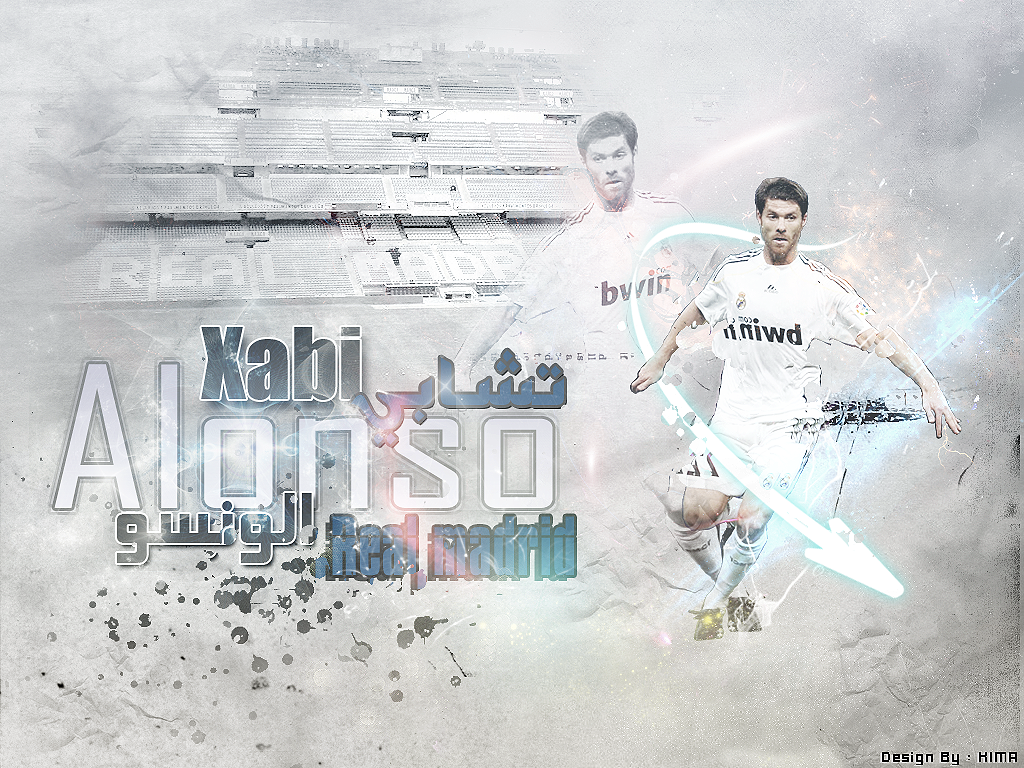 1024x768 - Xabi Alonso Wallpapers 24