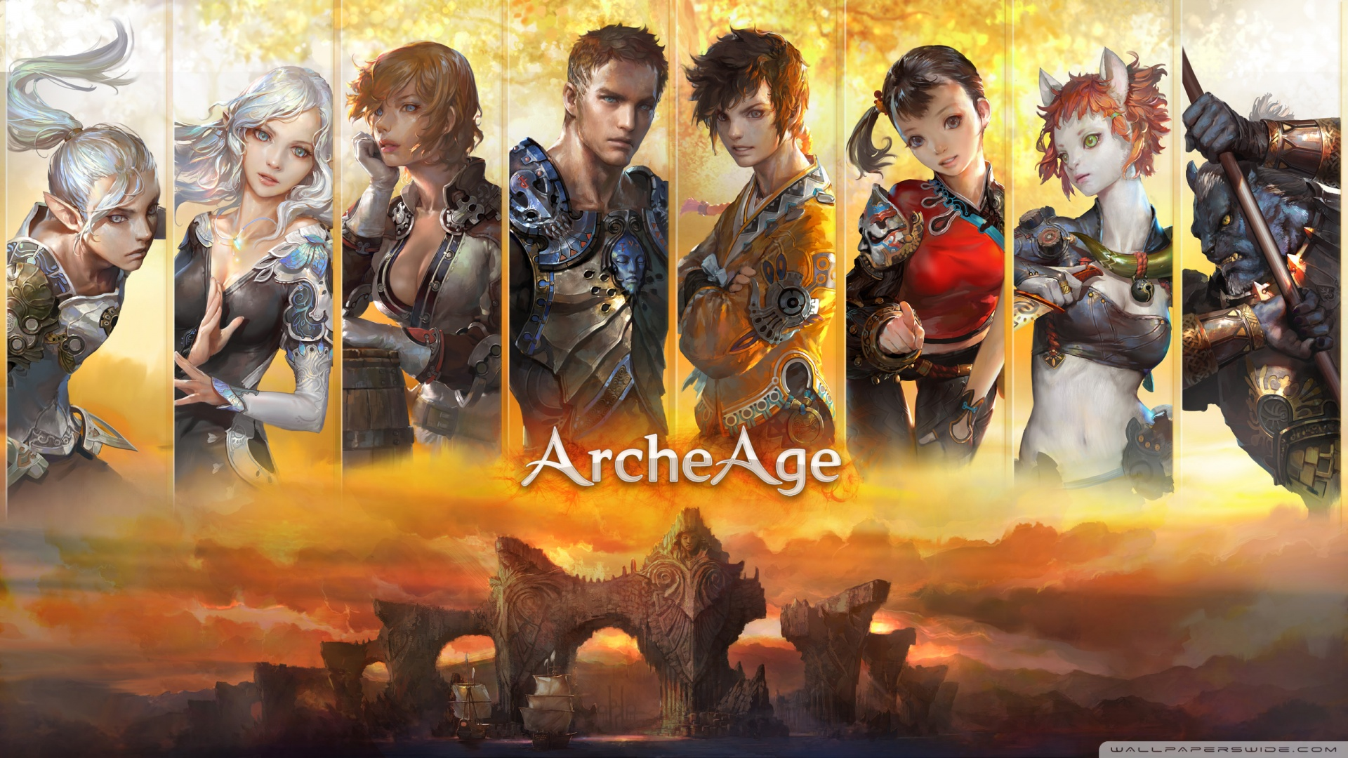 1920x1080 - ArcheAge HD Wallpapers 24