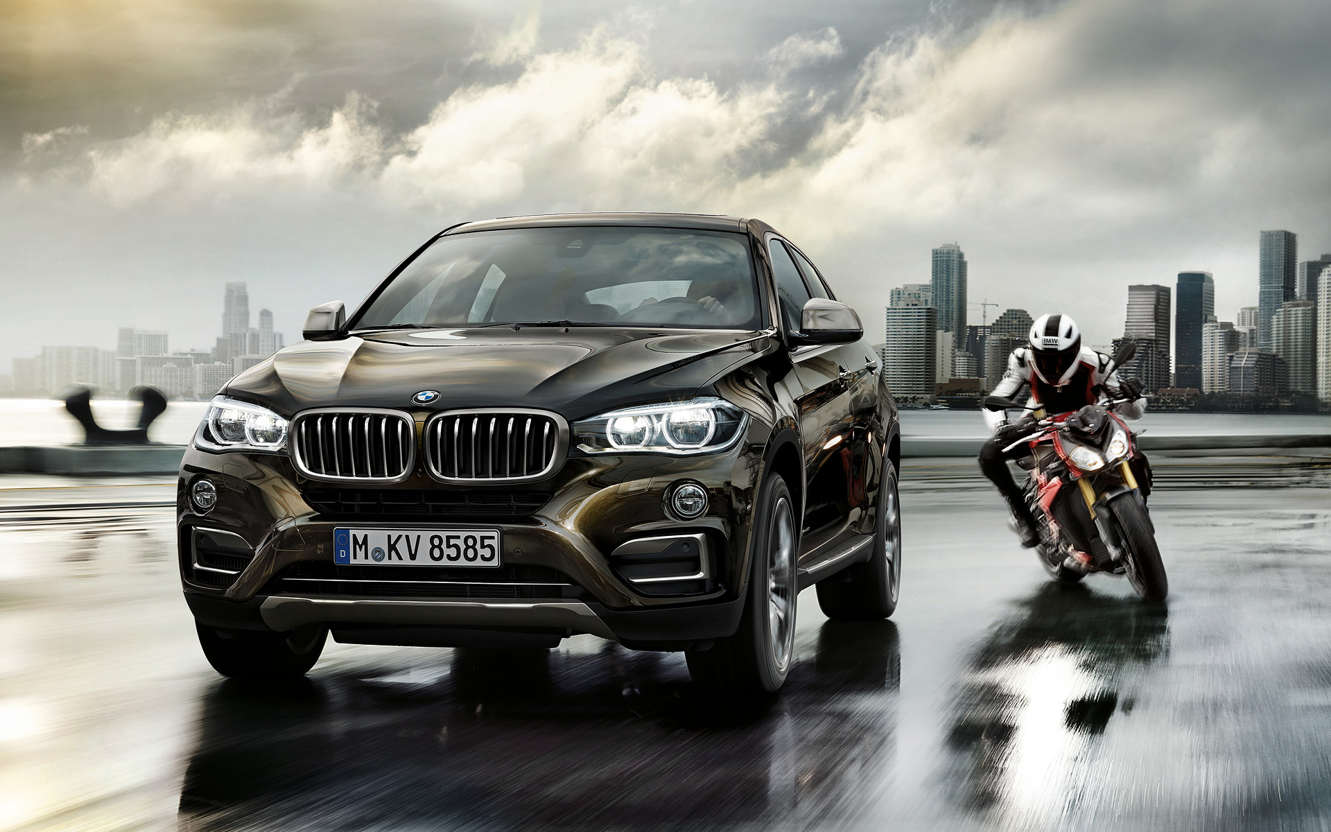 1920x1200 - BMW X6 Wallpapers 1