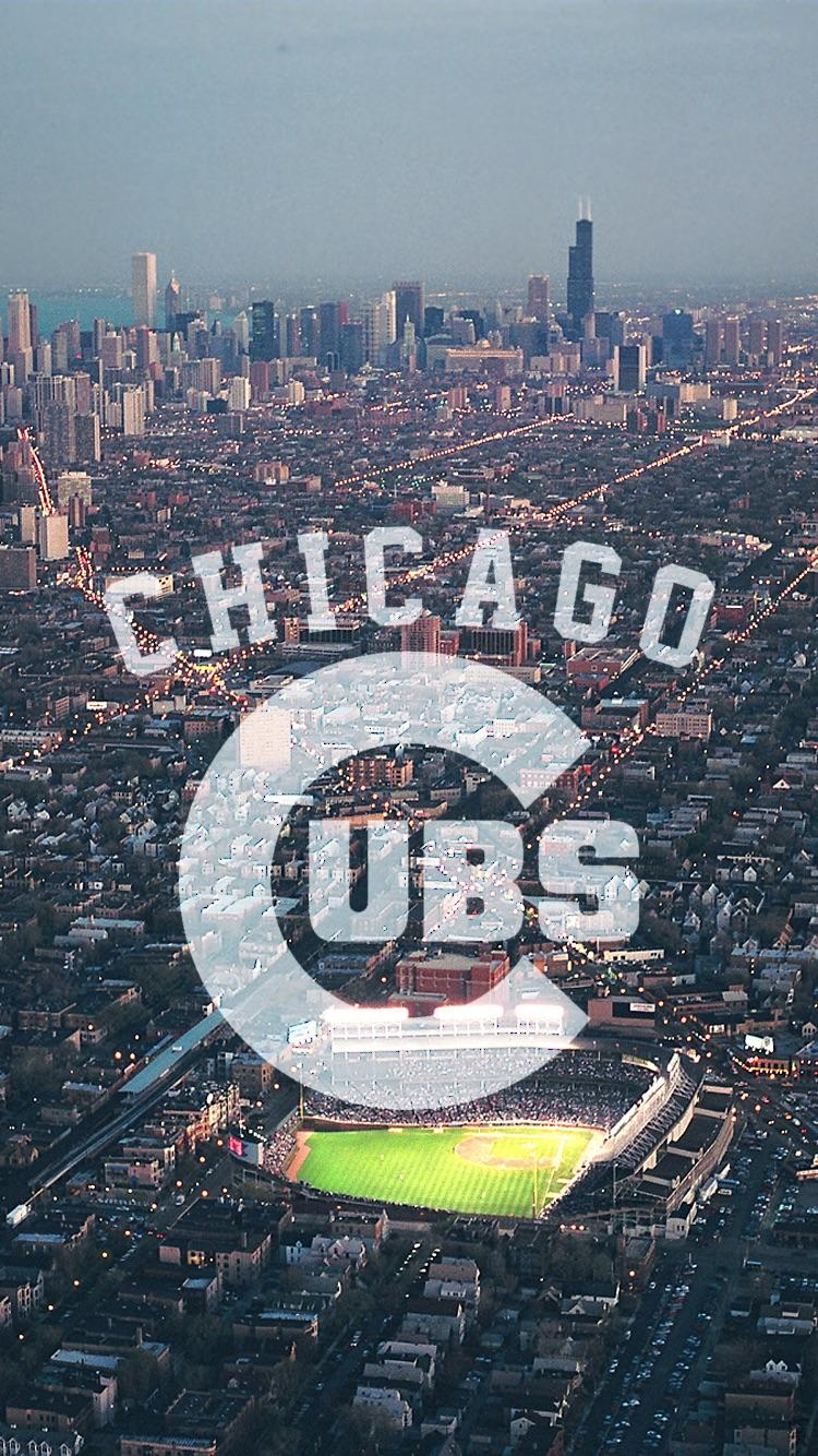 750x1334 - Chicago Cubs Wallpapers 9